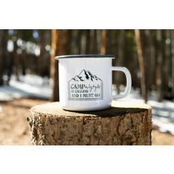 """Camp Wojtyla is Calling"" Mug"
