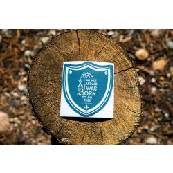 Saint Joan D'arc Sticker