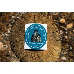 Our Lady of Czestochowa Sticker
